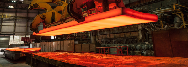 Measurement Solutions in the Steel Mill industry